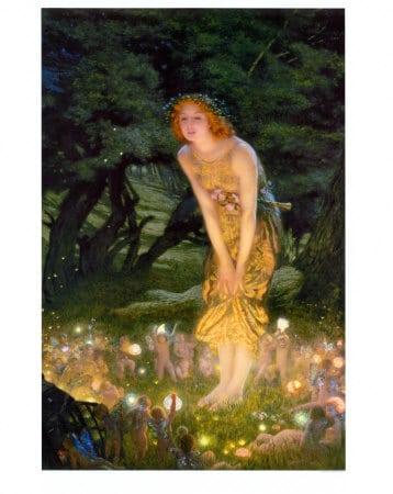 Traditional Irish Folklore Part 2 The Fairies Eat Sleep